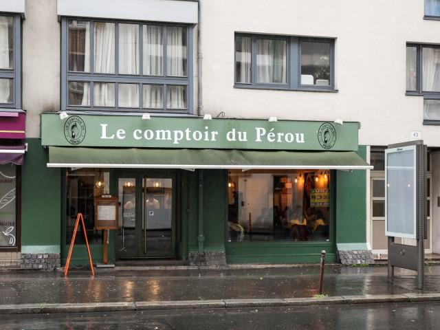Comptoir du Pérou
